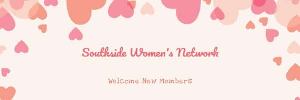 Southside Women's Network New Welcome Banner