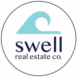 swell real estate co logo